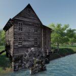 Wasser Mühle